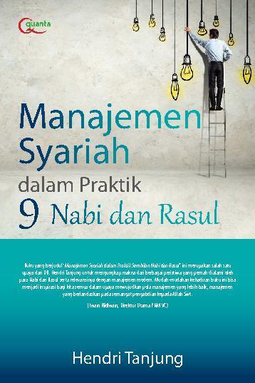 Manajemen Syariah dalam Praktik 9 Nabi dan Rasul