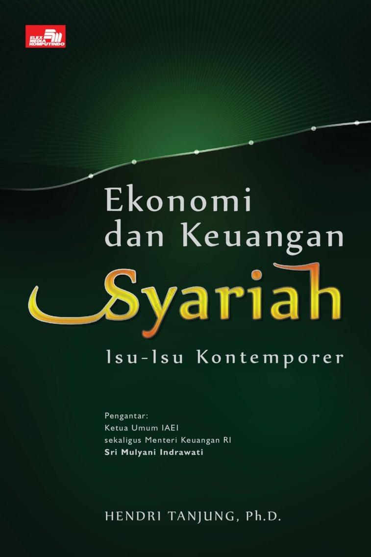 Isu-isu Kontemporer Ekonomi dan Keuangan Syariah